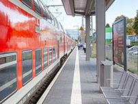Breisgau S-Bahn 2020 Höllentalbahn West / Bahnhof Littenweiler