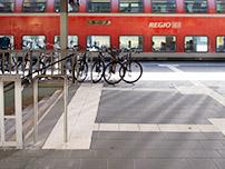 Breisgau S-Bahn 2020 Höllentalbahn West / Bahnhof Wiehre