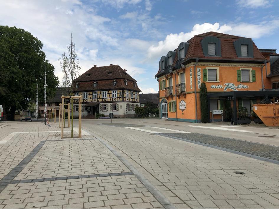 Fischerstraße in Rust